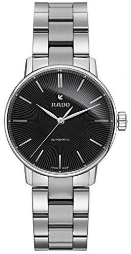 "Rado Rado ""Classic"" Schweizer Edelstahl-Automatikuhr, Farbe: silberfarben (Modell: R22862153)"