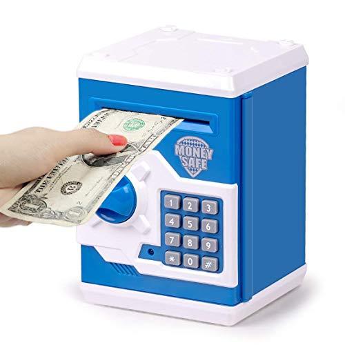 Piggy Bank Articoli Da Regalo Serrature Intelligente Voice Prompt Salvadanaio Regalo For I Bambini Mini Coin Banche For Kids Moneta Elettronica Cassaforte Migliori Regali Per I Bambini Delle Ragazze D