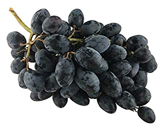 Global Seasons Black Seedless Grapes, 500g