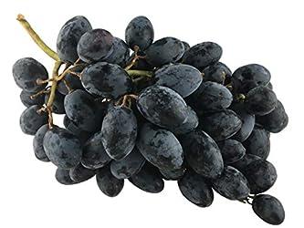Global Seasons Black Seedless Grapes, 500g