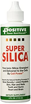 Positive Power Nutritionals Super Silica 4oz