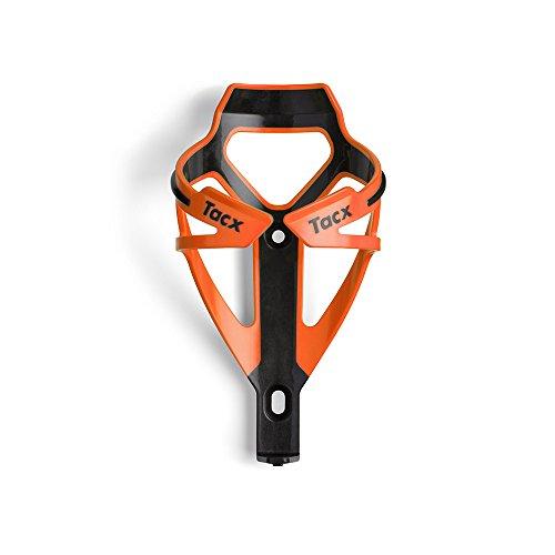 Tacx Unisex-Adult T6154.22 Flaschenhalter DEVA, orange, One Size, Einheitsgröße