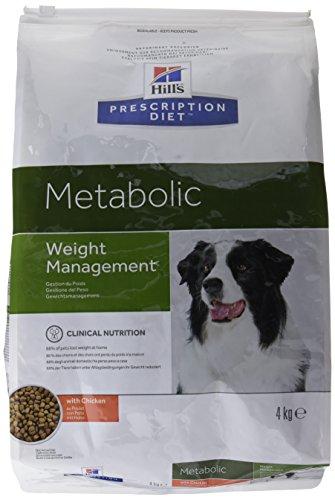 Hill's Hund Metabolisch, 1er Pack (1 x 4 kg)