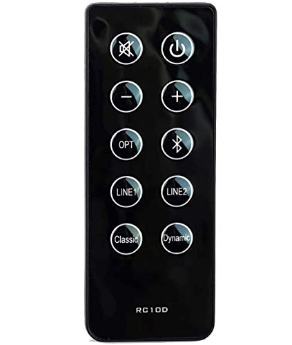 New Replaced RC100 Remote Control Suitable for Edifier RC10D R2000DB Sound Speaker System with CR2025 Battery