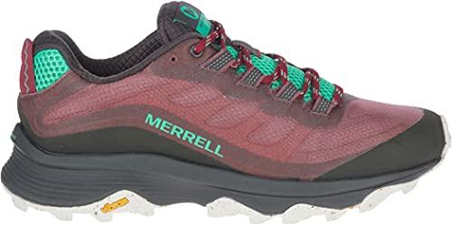 Merrell MOAB Speed, Zapatillas Mujer, BURLWOOD, 36 EU
