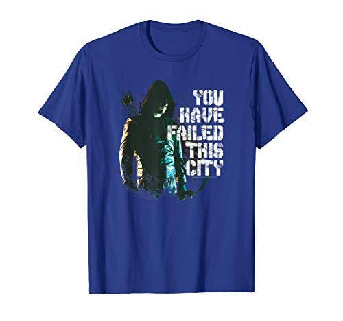 Arrow: TV Series Arrow You Have Failed T-Shirt