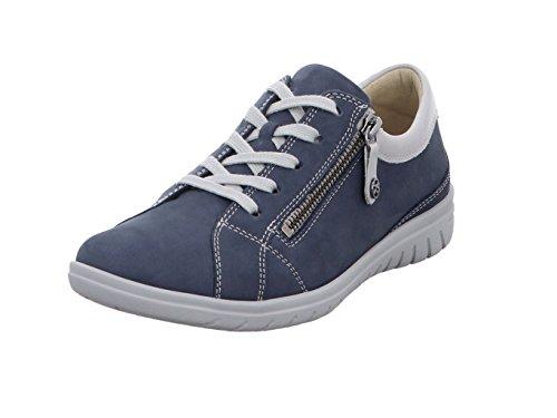 Hartjes 82562 48 19 - 82562 stahlblau Gr. 7.5