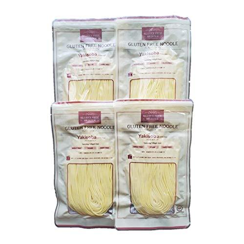 小林生麺 お米のやきそば(白米)4袋(1食128g×4袋)