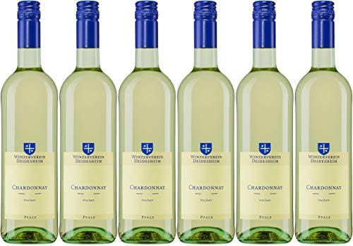 Winzerverein Deidesheim Chardonnay 2019 Trocken (6 x 0.75 l)
