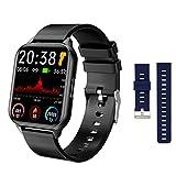 l b s Q26 orologio elettronico intelligente da 1,7 pollici di lusso grande schermo monitoraggio della pressione sanguigna calorie sport orologio per Android IOS, G