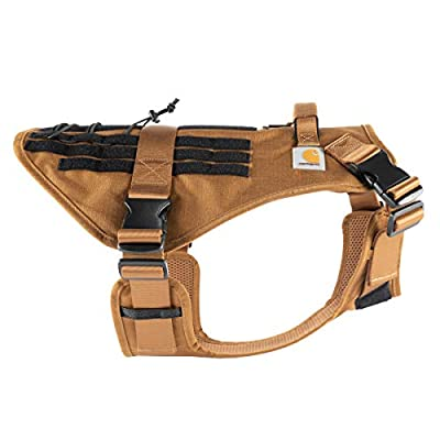 Carhartt Pet Harnesses, Work Harness, L, Carhartt Brown from Signature Products Group (SPG)