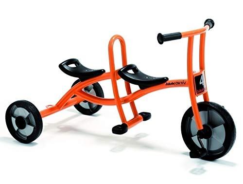 Unbekannt Dreirad Taxi aktiv (Alter: 3-7 Jahre / Lenkerhöhe 60cm / Sitzhöhe 35cm) von Jakobs-Aktiv