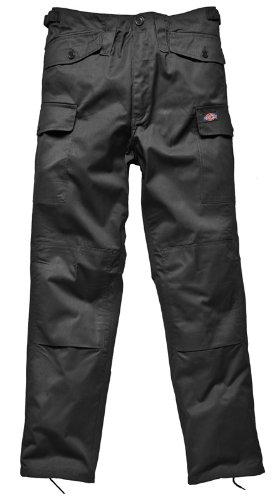 Dickies - Pantalon - Homme Vert Vert Olive 28W x Regular - - Bleu Marine - Large