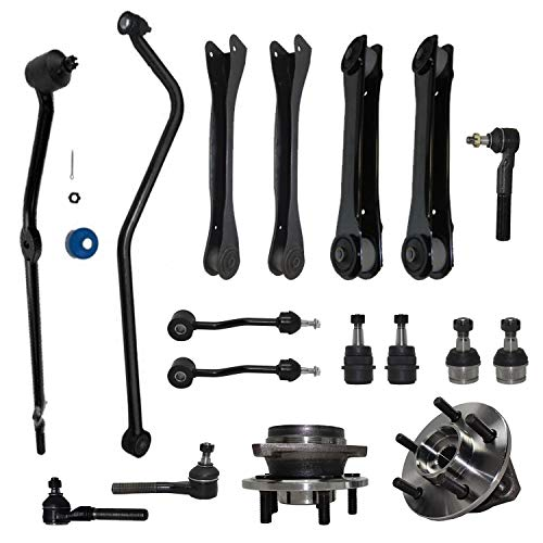 Front Upper Lower Control Arms