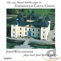 1743 Daniel Strahle Organ