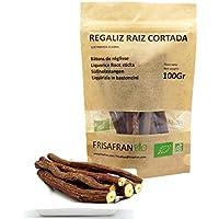 FRISAFRAN - Regaliz de palo Ecologico certificado (100Gr)
