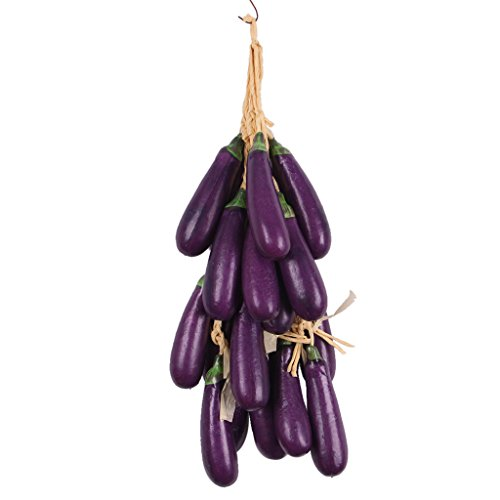 LOVIVER 5Pcs Artificial Fake Pepper Colorful Chili String Home Hanging Decoration PICK - #4