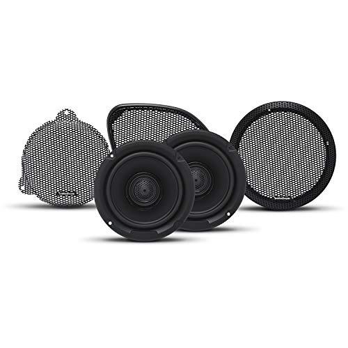 """Rockford Fosgate TMS65 PowerHarley-Davidson 6.5""""Full Range Fairing/Tour-Pak Speakers (2014+)"""