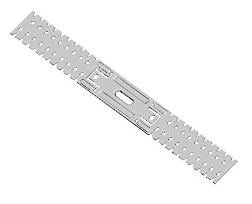Direktabhänger gestreckt 125 mm für CD-Profile 60/27 Deckenabhänger 50 Stück