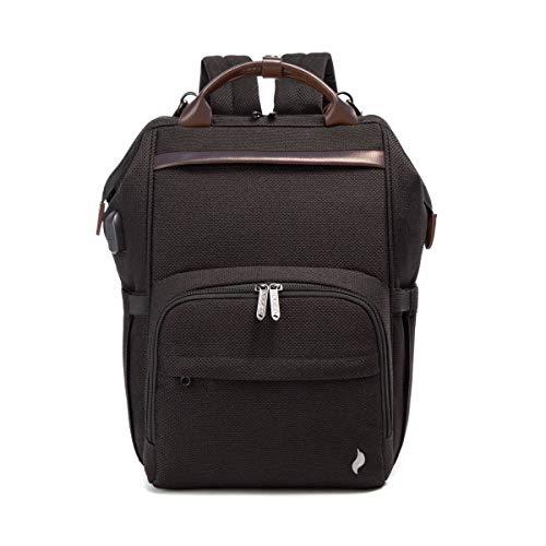 Osann Wickelrucksack Backpack Wickeltasche mit Handyport - Night