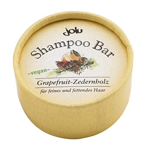 Shampoo Bar Grapefruit Zedernholz