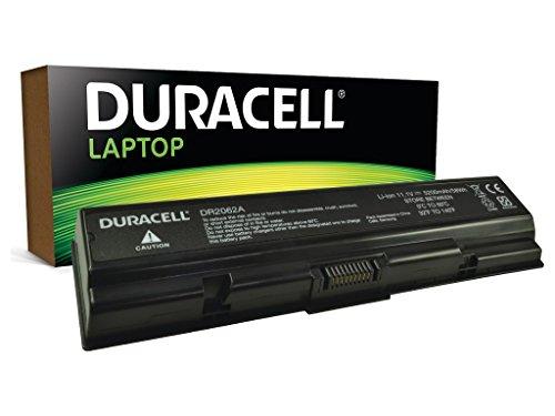 Duracell originele accu voor Toshiba Equium A200-15l   A200-1CQ   A300D-13X   L300-17Q   Satellite A200-13E laptop