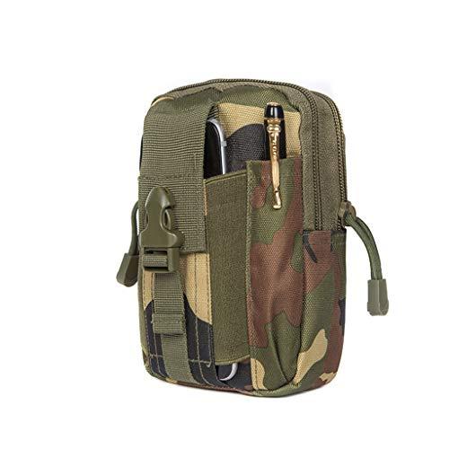 Aufbewahrungstasche - Sporttasche, Handgelenkstasche, Camouflage Arm Pack, Wasserdicht, Multifunktions, Männer Und Frauen, Outdoor-Sport, Laufen, Joggen, Gehen, Wandern (Color : 3)