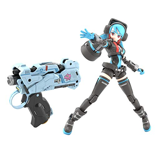 Girl Gun Lady Attack Girl Gun x Lady Commander Alice Set Box, 1/1 Scale, Color-coded Plastic Model