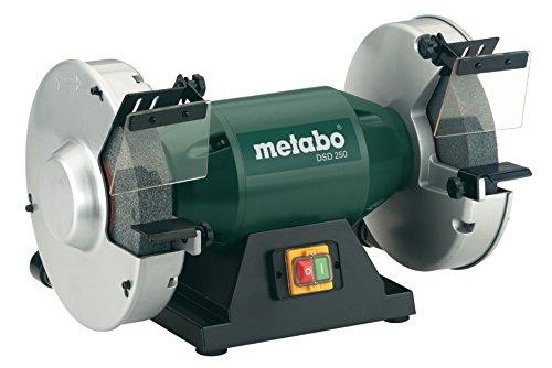 Metabo 619250000 Doppelschleifmaschine DSD 250 900W