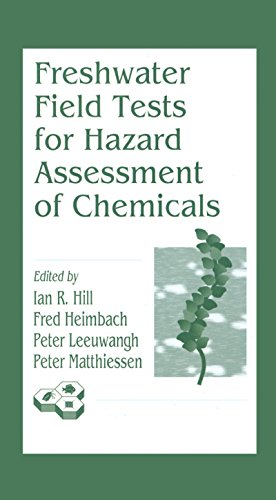 Freshwater Field Tests for Hazard Assessment of Chemicals (English Edition)