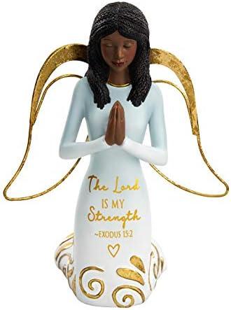 African woman figurine _image2