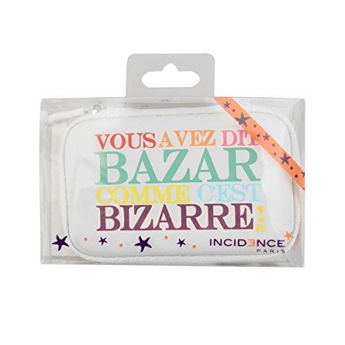 Incidence Paris 55218 Boite INZEPOCKET - Vous Avez Dit Bazar, Synthétique, Multicolore, 11x7x3 cm