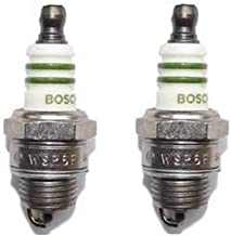 Bosch 7547 (WSR6F) Spark Plug, Pack of 2