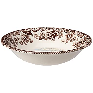 Spode 1607286 Woodland Red Fox Ascot Cereal Bowl
