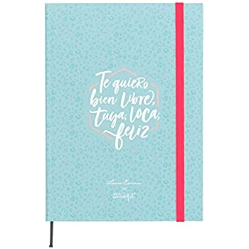 Mr. Wonderful semanal Laura Escanes & Mr. Wonderful, Azul, Medidas ...
