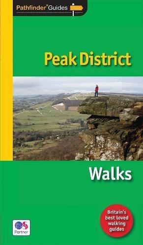 PF (63) Peak District (Pathfinder Guide)