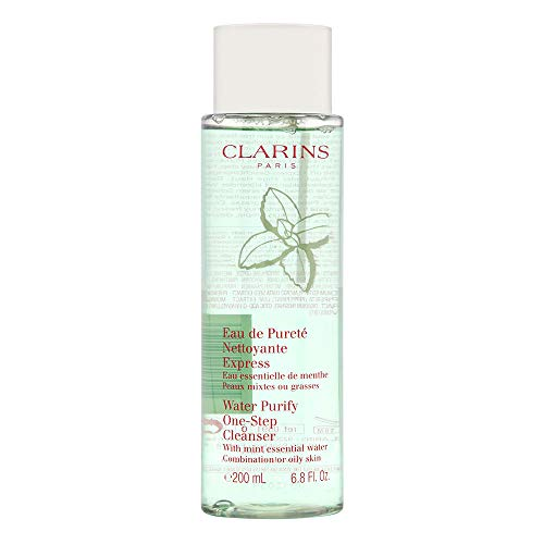 Clarins Trully Matte Water Purify One-Step Cleanser - Loção de Limpeza Facial 200ml