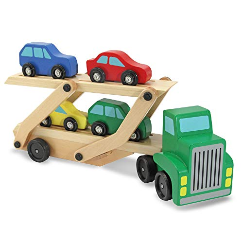 Melissa & Doug Car Carrier...