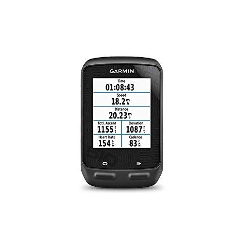 Garmin–Ordenador para bicicleta, 1.37 pounds, color antracita