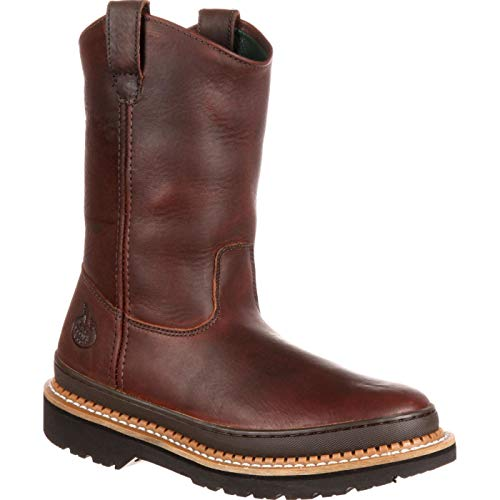 Georgia Boot Men's Georgia Giant Wellington Work Boot