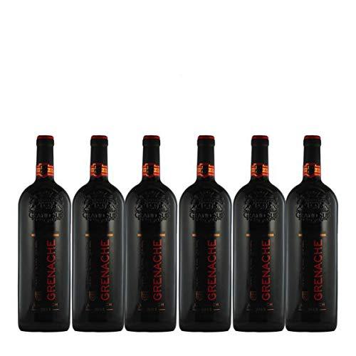 Rotwein Frankreich Grenache Grand Sud lieblich (6x1,0l)