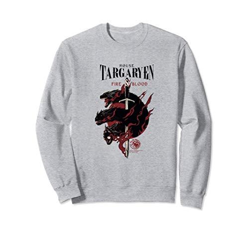 Game of Thrones House Targaryen Sweatshirt