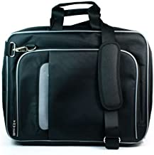 - Black Airport Check-Point-Friendly High Quality Carrying Case Bag for SONY VAIO E Series VPCEE31FX/BJ AMD Athlon II Dual...