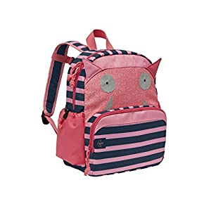 411aNW0EAlL. SS300  - LÄSSIG Mochila Infantil para niños Medio/Medium Backpack, Little Monsters, Mad Mable