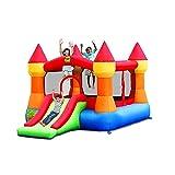 Happy Hop HappyHop 9017N. Castillo Hinchable: Bouncer con Slide....