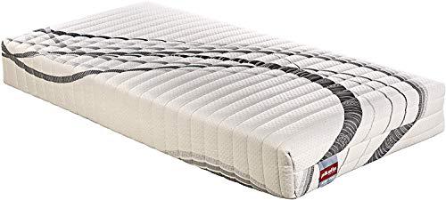 PIKOLIN – Colchón SENSIUM (Muelle ensacado Compatible con somieres articulados/Pocketed Springs Mattress Compatible with Articulated Bed Bases) 90x190 cm