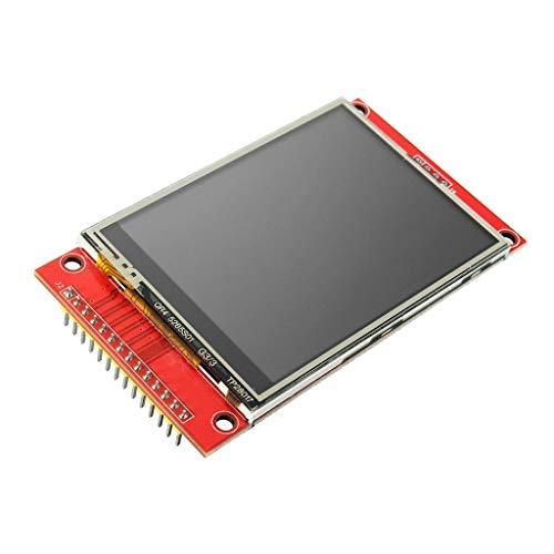 Colcolo Panel de Pantalla Táctil LCD TFT de 2,8 Pulgadas Módulo de Pantalla SPI 240x320