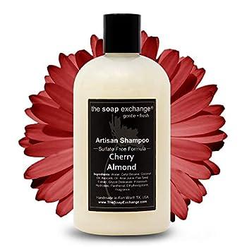 vidal sassoon shampoo cherry almond