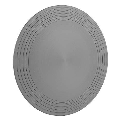 Omabeta Auftauwanne rutschfeste Muster Elektrizität Hitzebeständiges Fleisch Abtauplatte Wärmeleitendes Küchenwerkzeug
