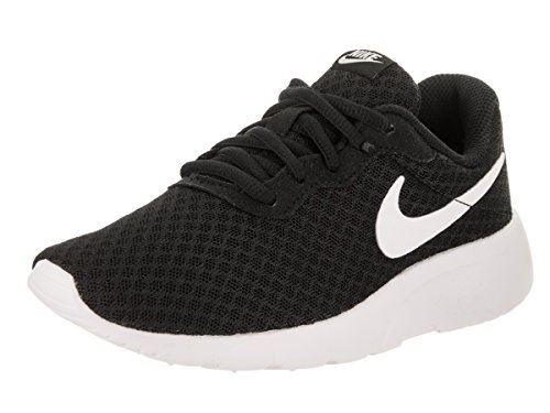 Nike Tanjun (PS) - Zapatillas para niño, color negro / blanco, talla 35